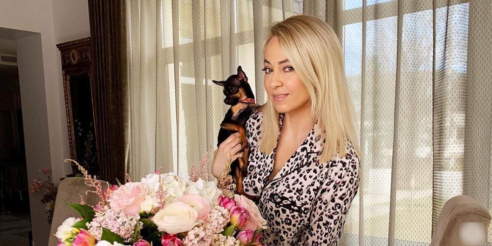 Яна Рудковская не верит в развод Джигана и Самойловой