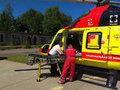Вертолетная скорая помощь становится реальнее